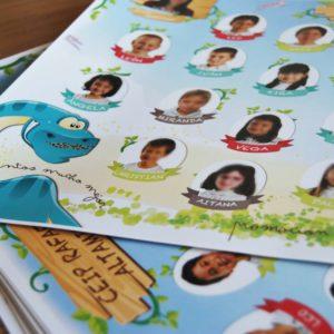 Oral personalizada para colegios